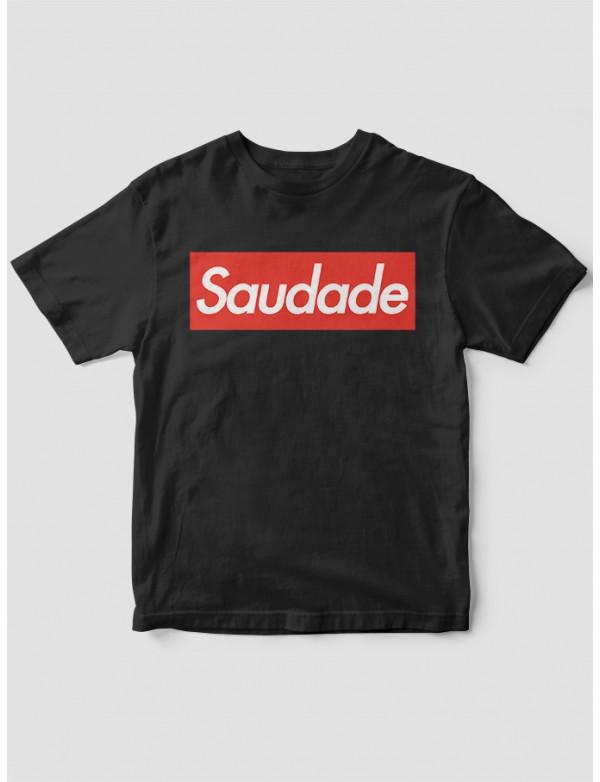 T-shirt Saudade