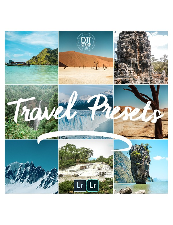 Exit Stamp Travel Presets