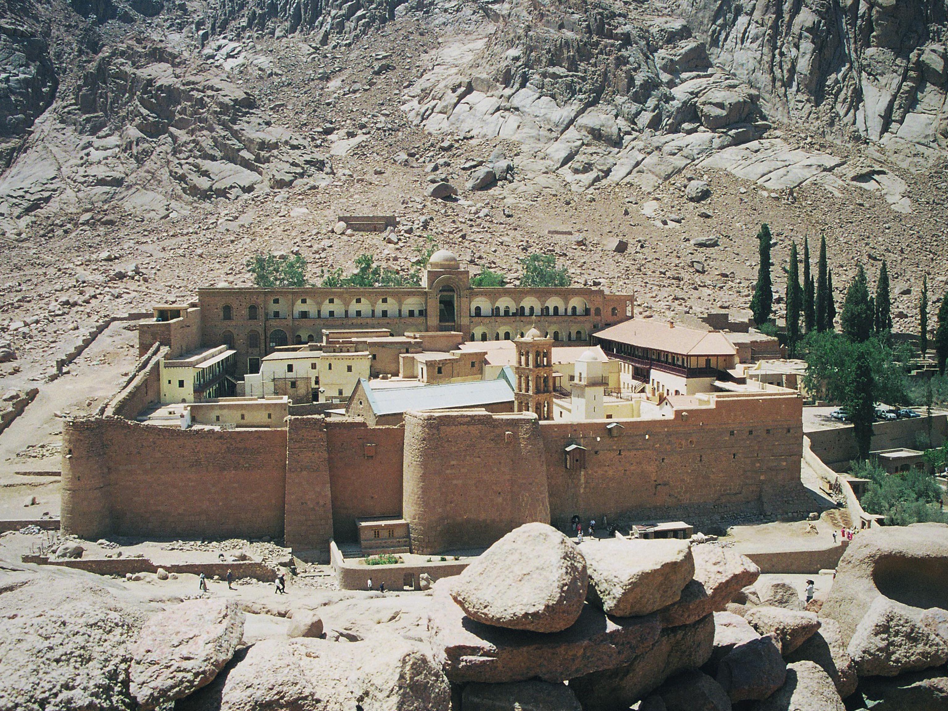 St Catherine Monastery Egypt