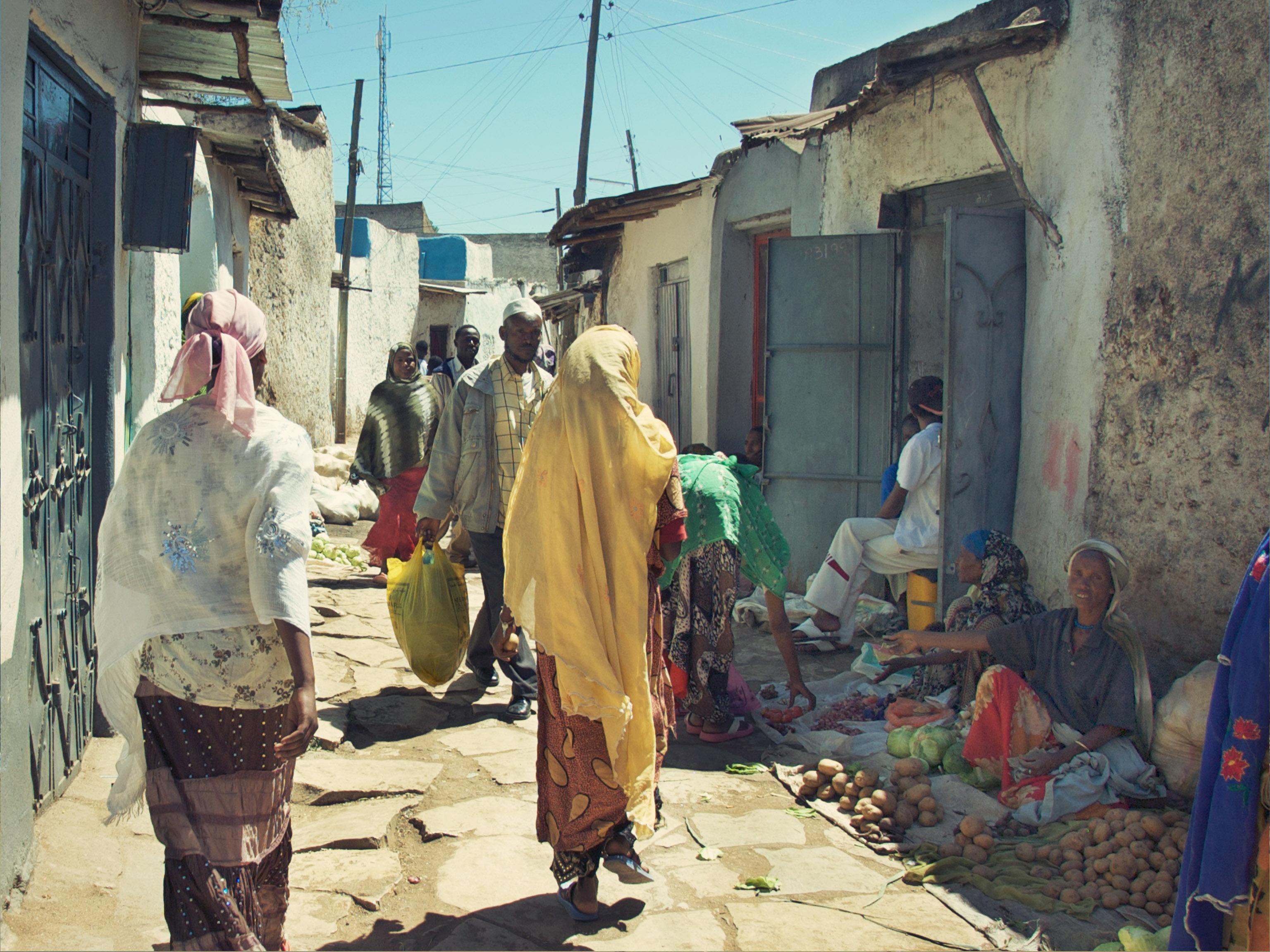 Harar City Ethiopia