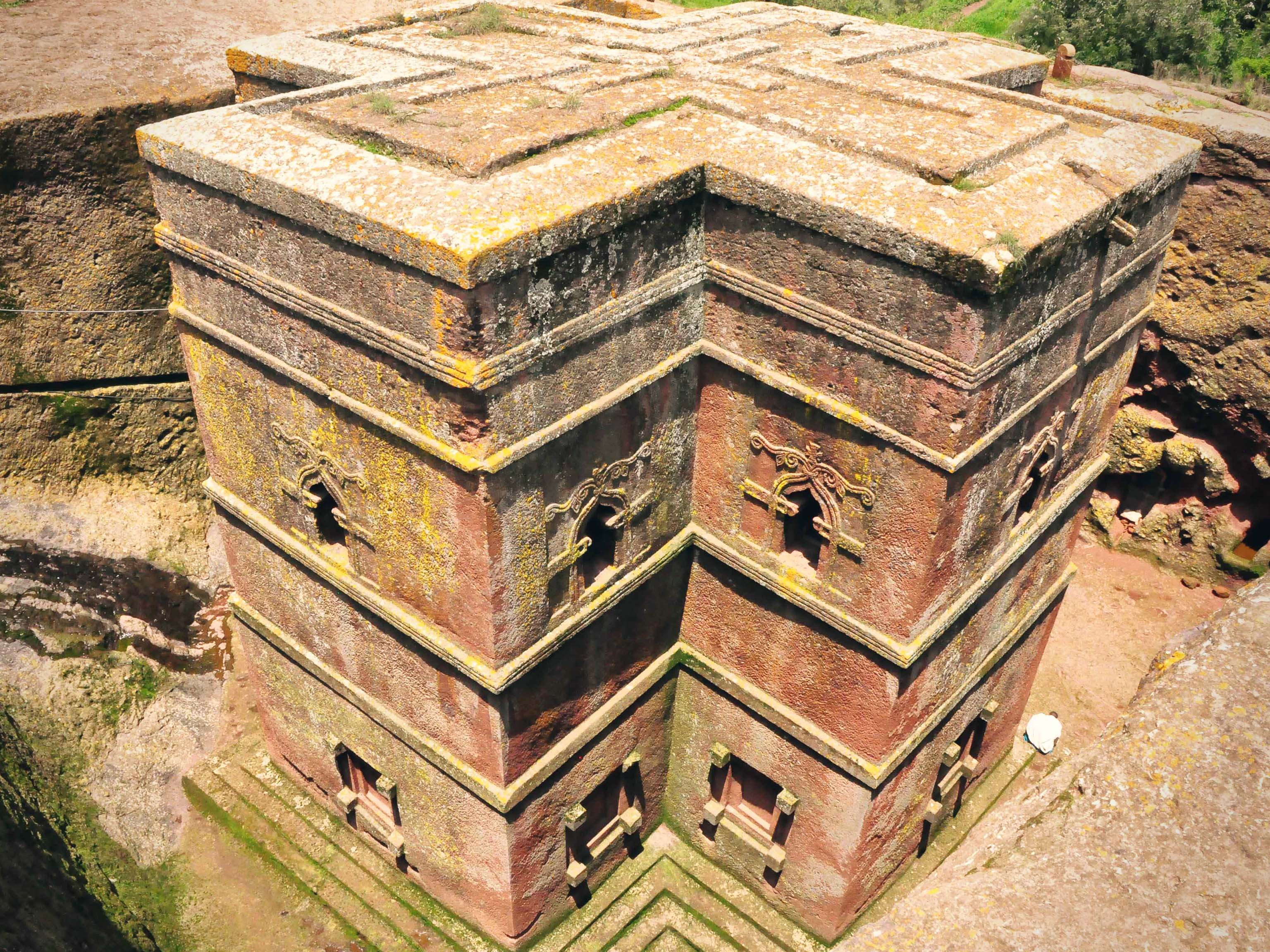 Lalibela Ethiopia St George Church