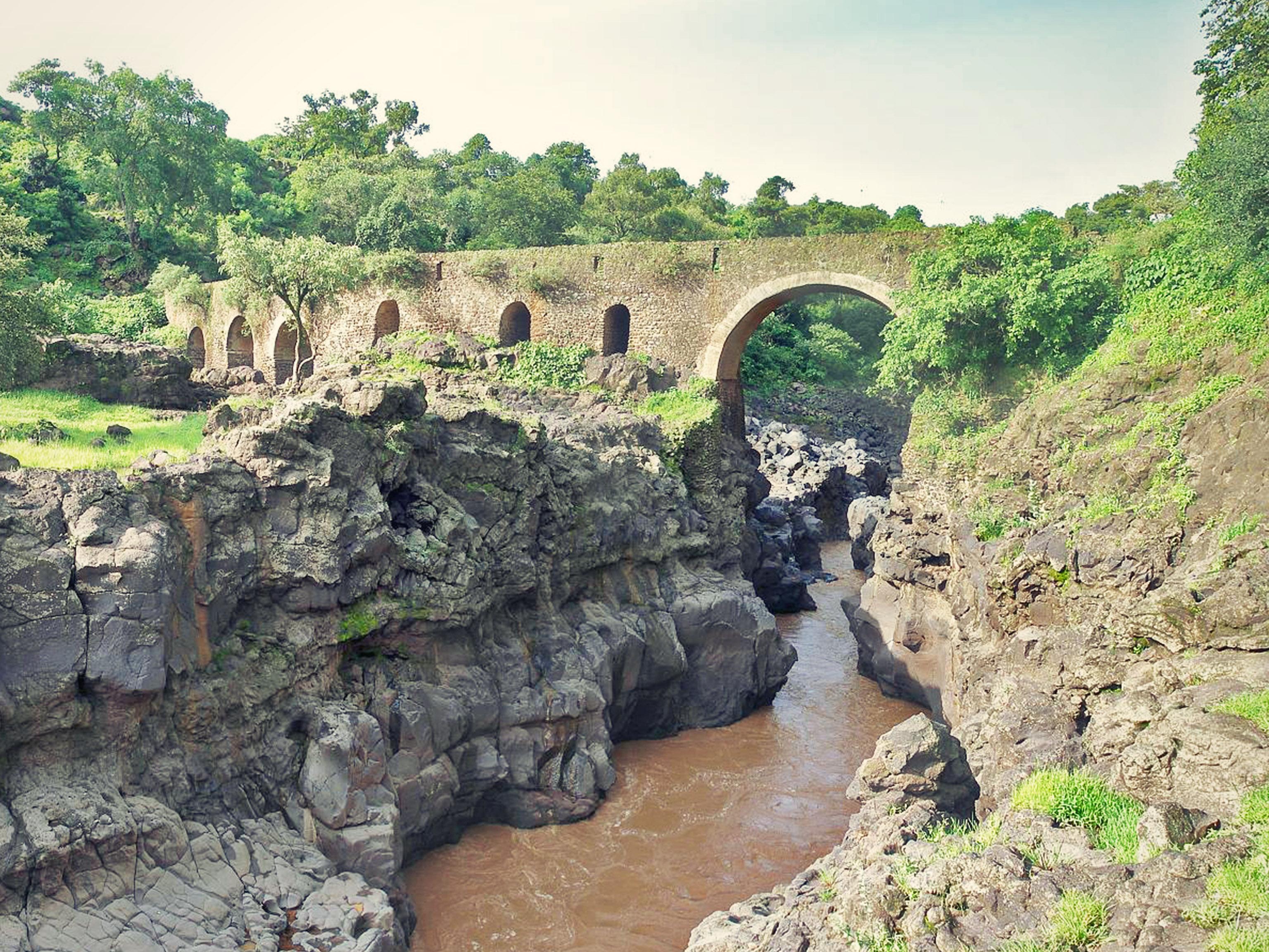 Portuguese Bridge Bahir Dar Ethiopia