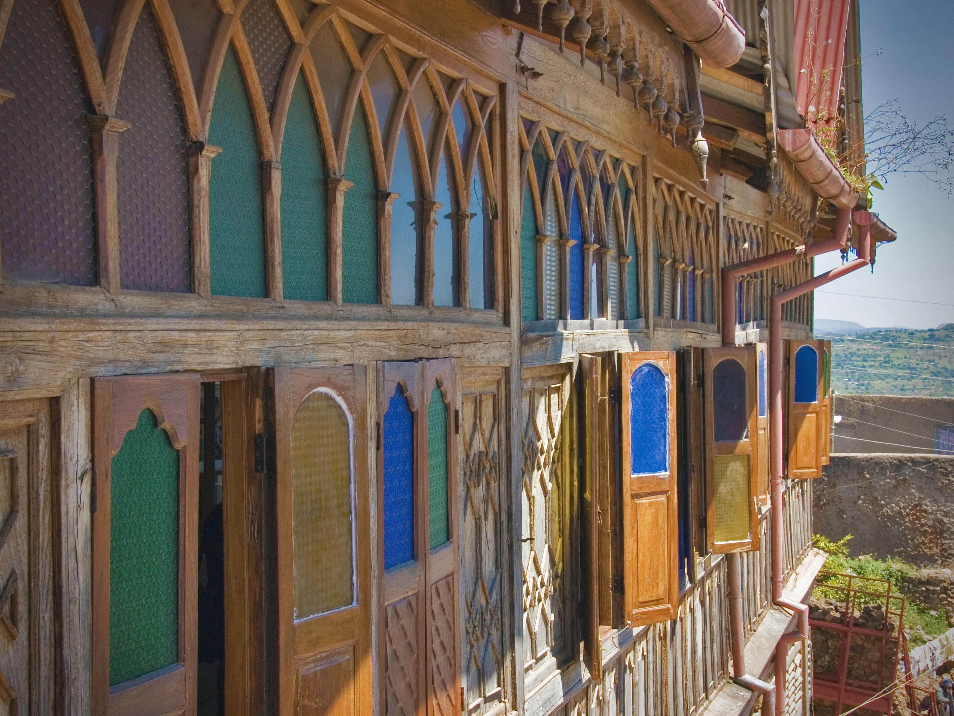 Harar city Arthur Rimbaud House Museum Ethiopia