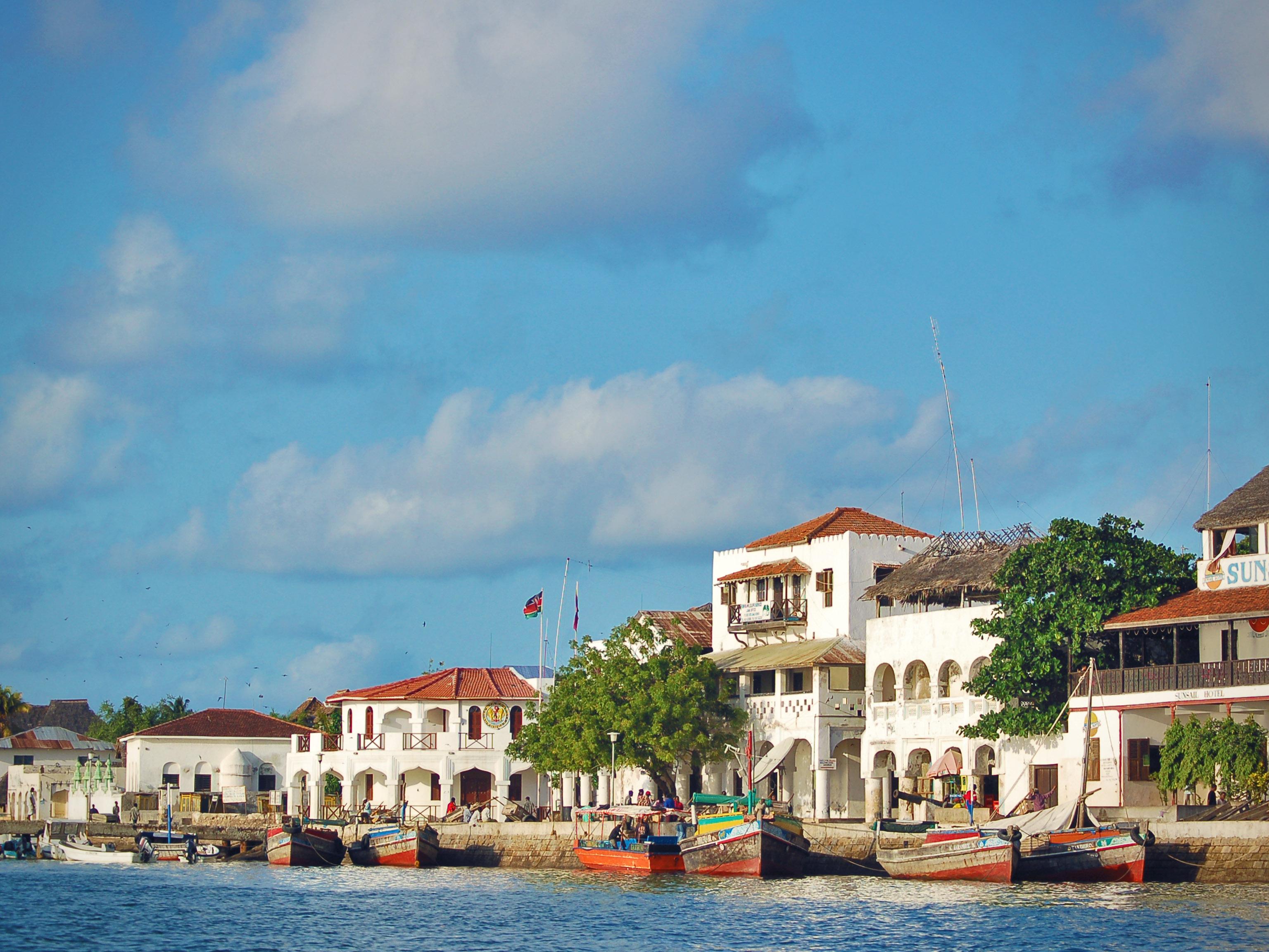 Lamu Island Kenya