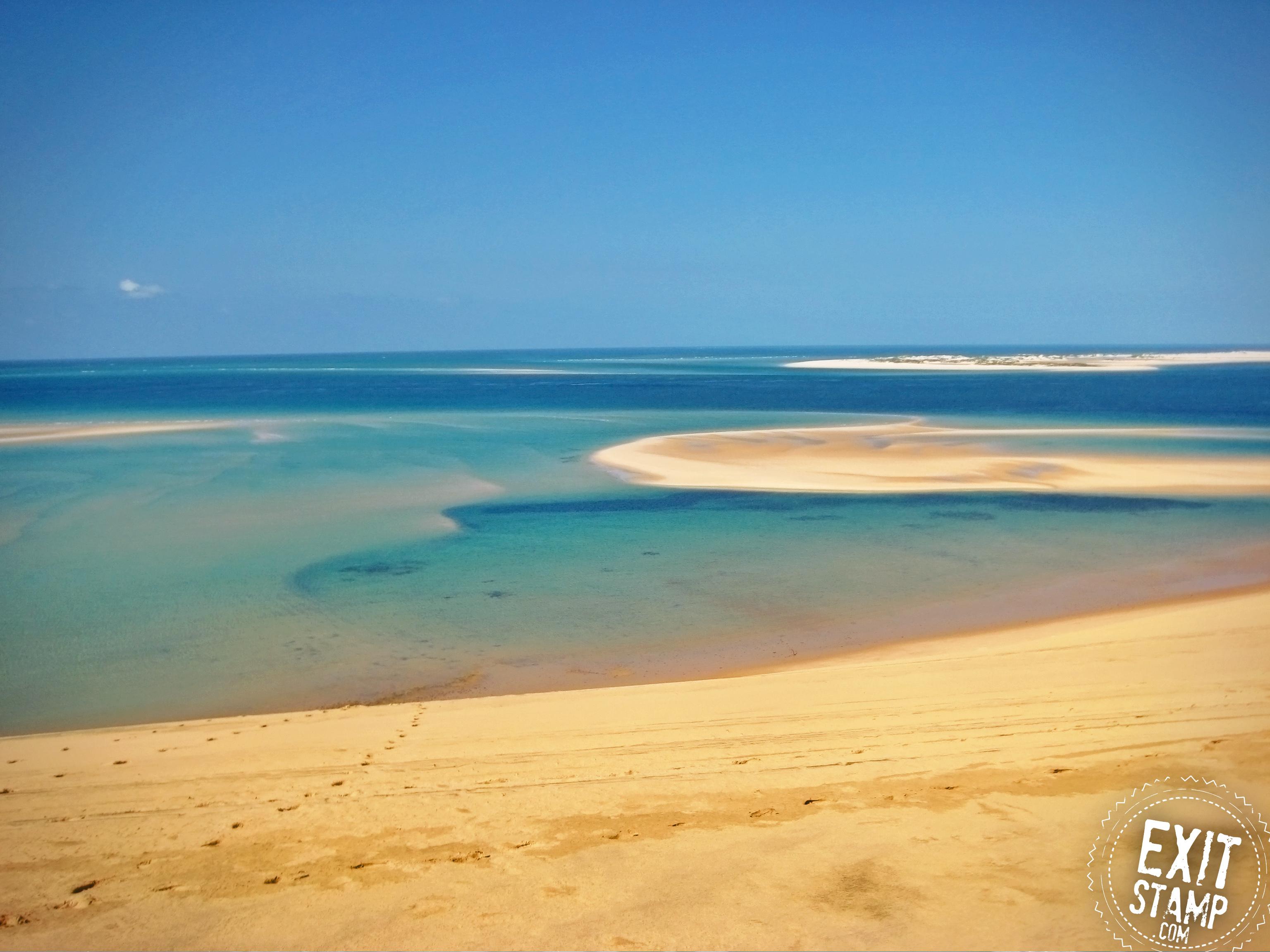 Bazarutos Archipelago Mozambique