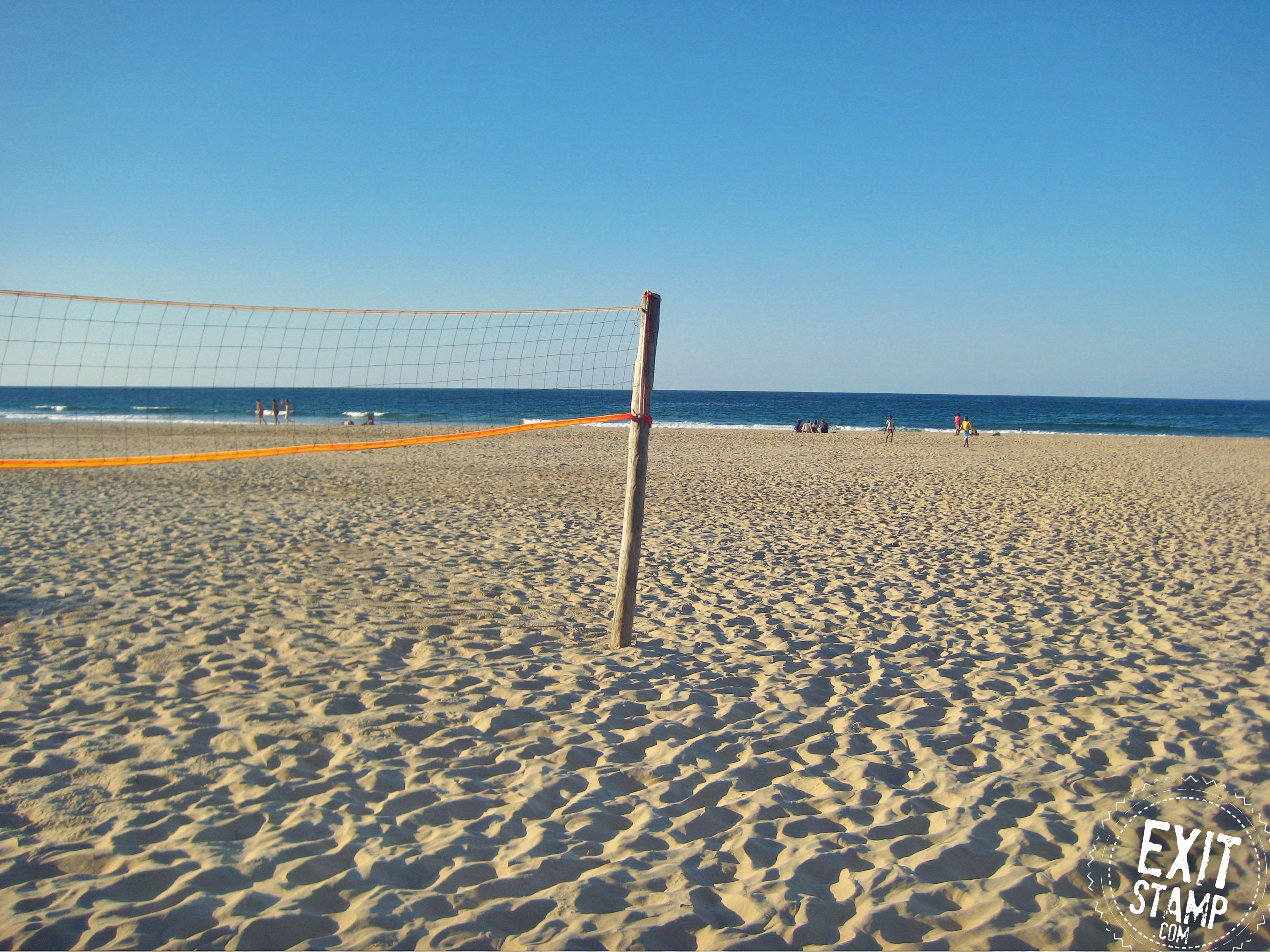 Tofo Mozambique Beach Praia