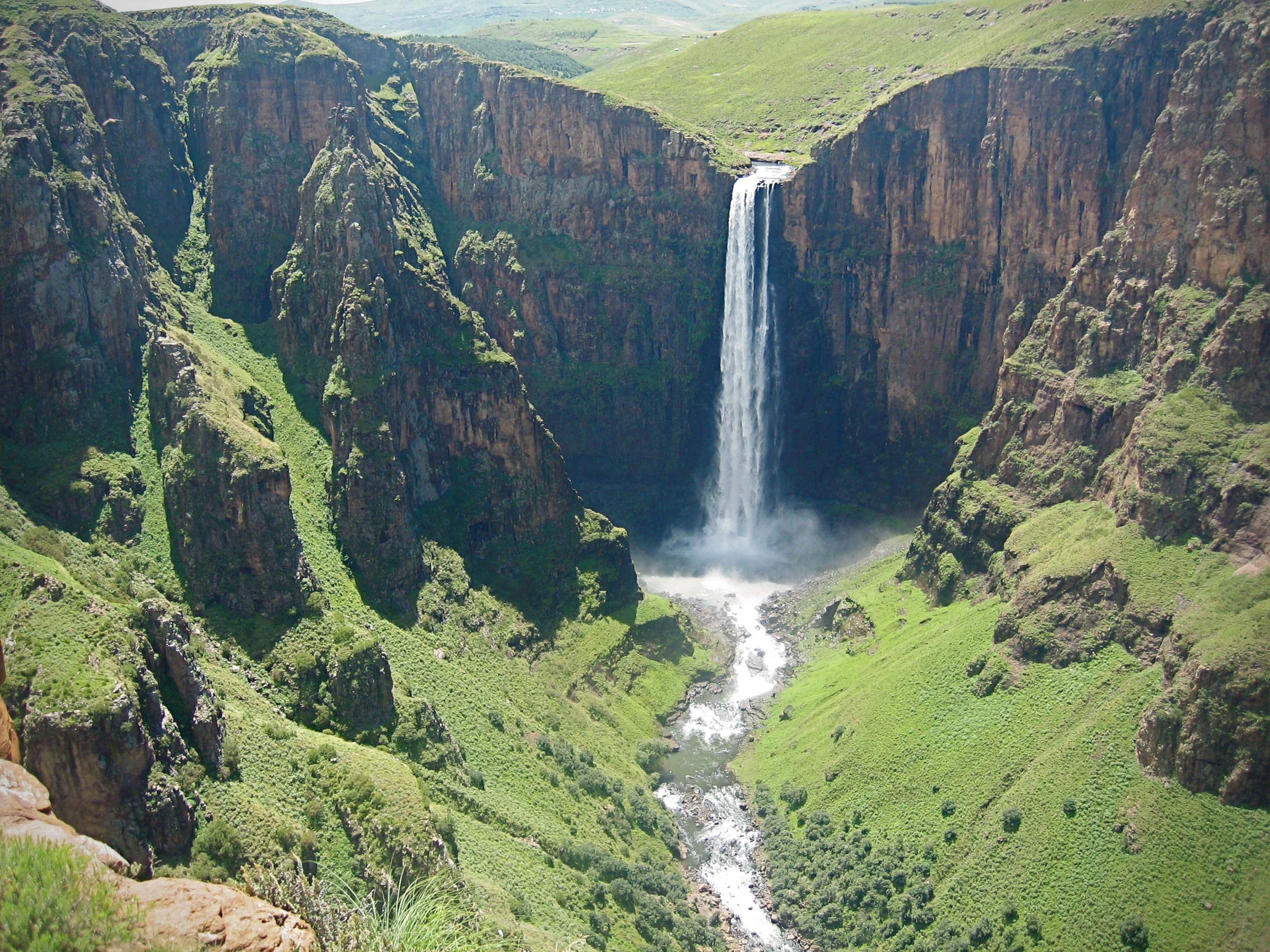 Lesotho South Africa