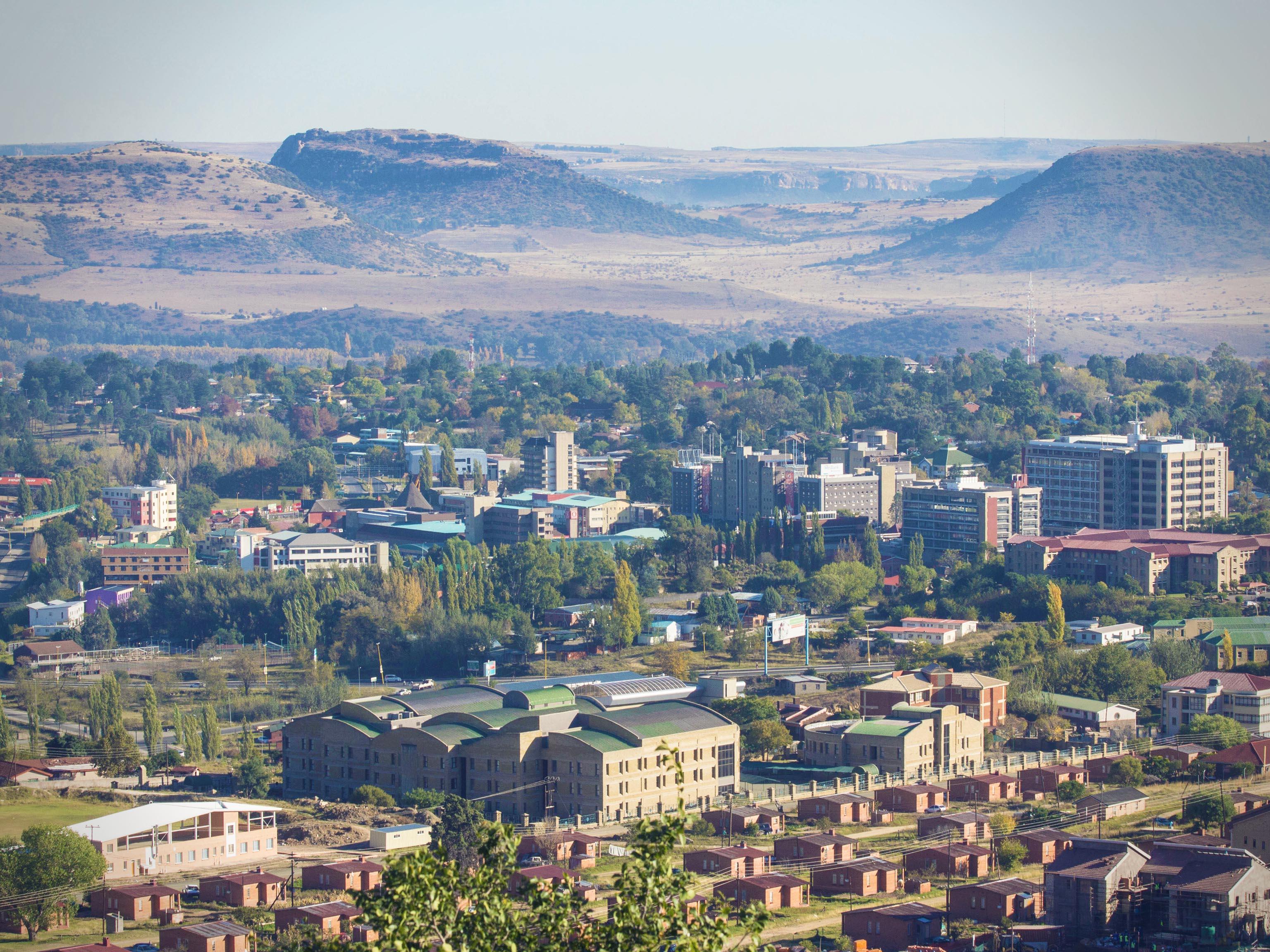 Maseru Lesotho South Africa