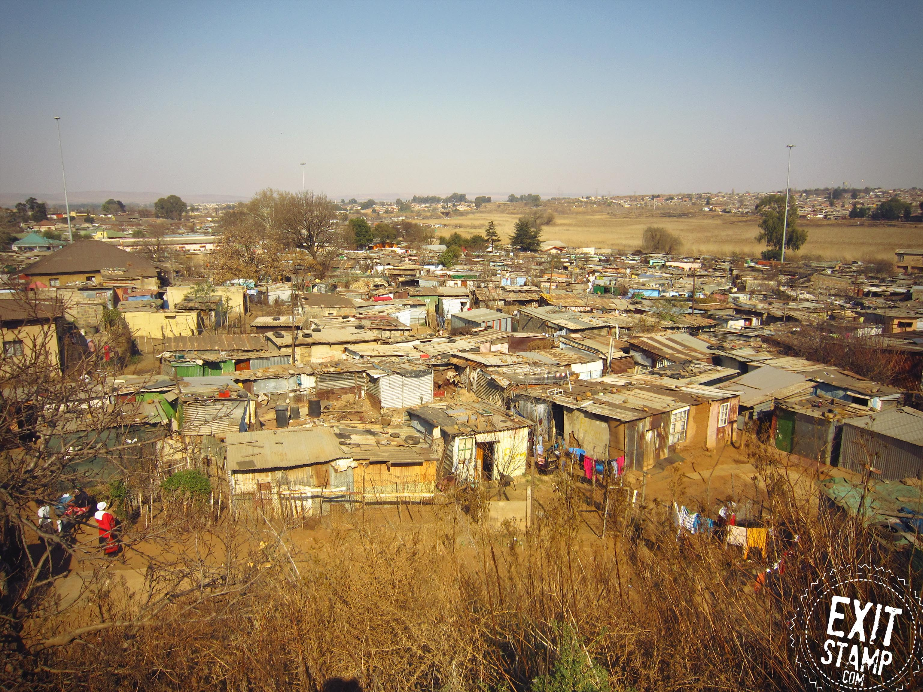Johanesburg South Africa SOWETO township