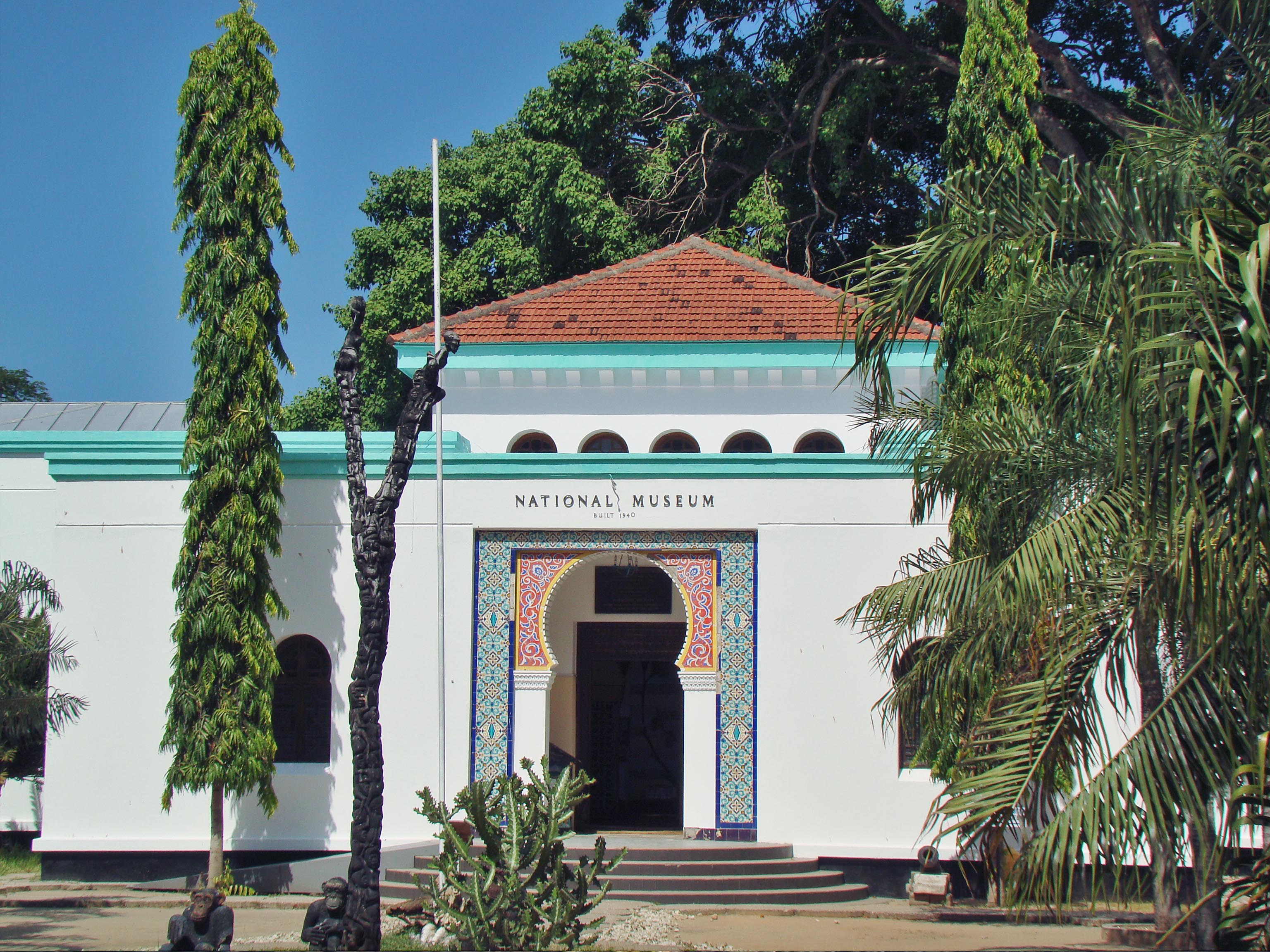 Dar Es Salaam Museum Tanzania