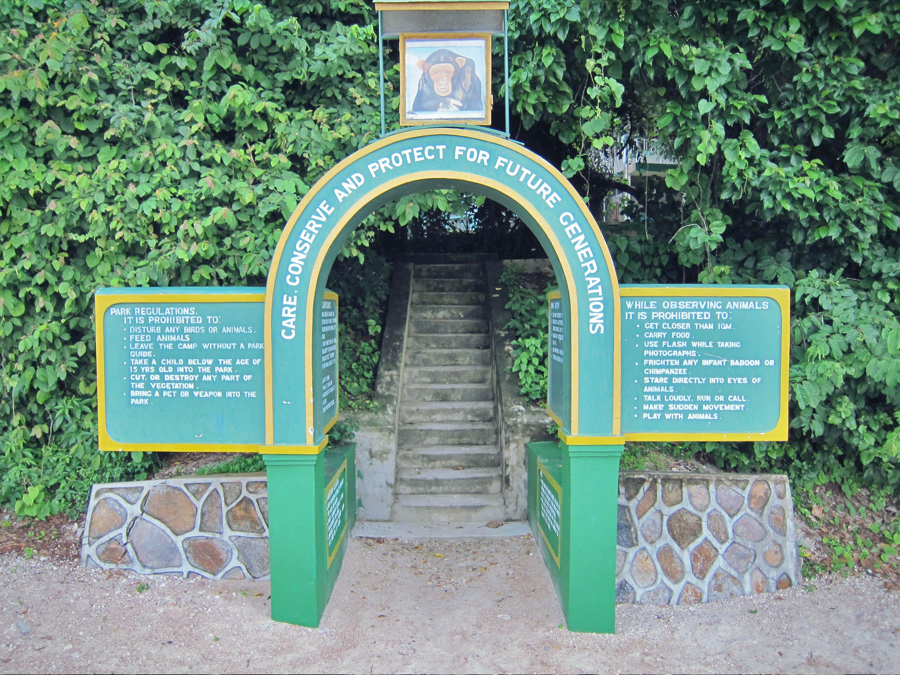 Gombe Stream Tanzania