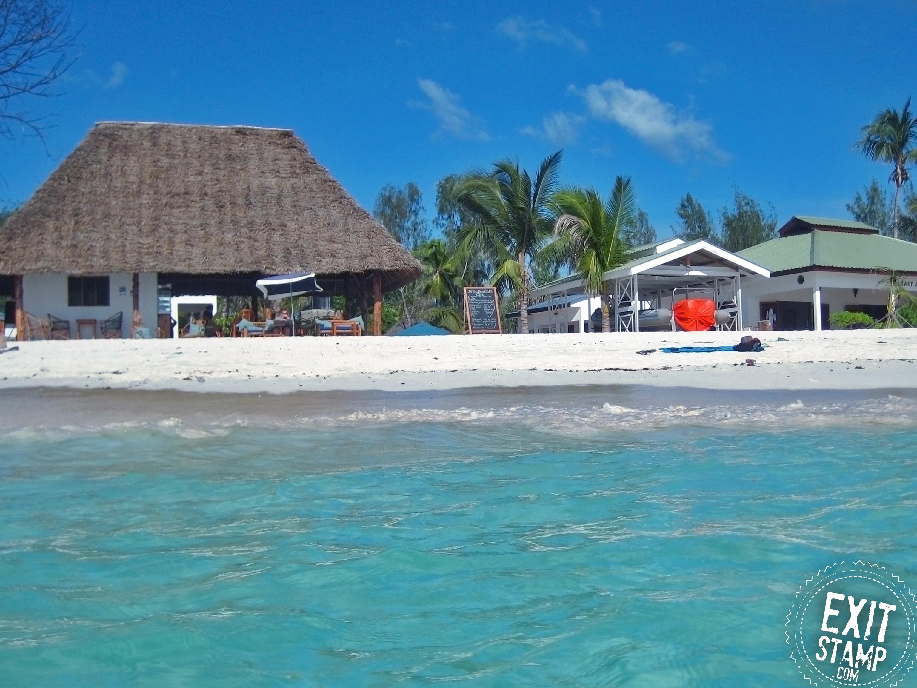 Zanzibar beach tanzania nungwi kendwa paje