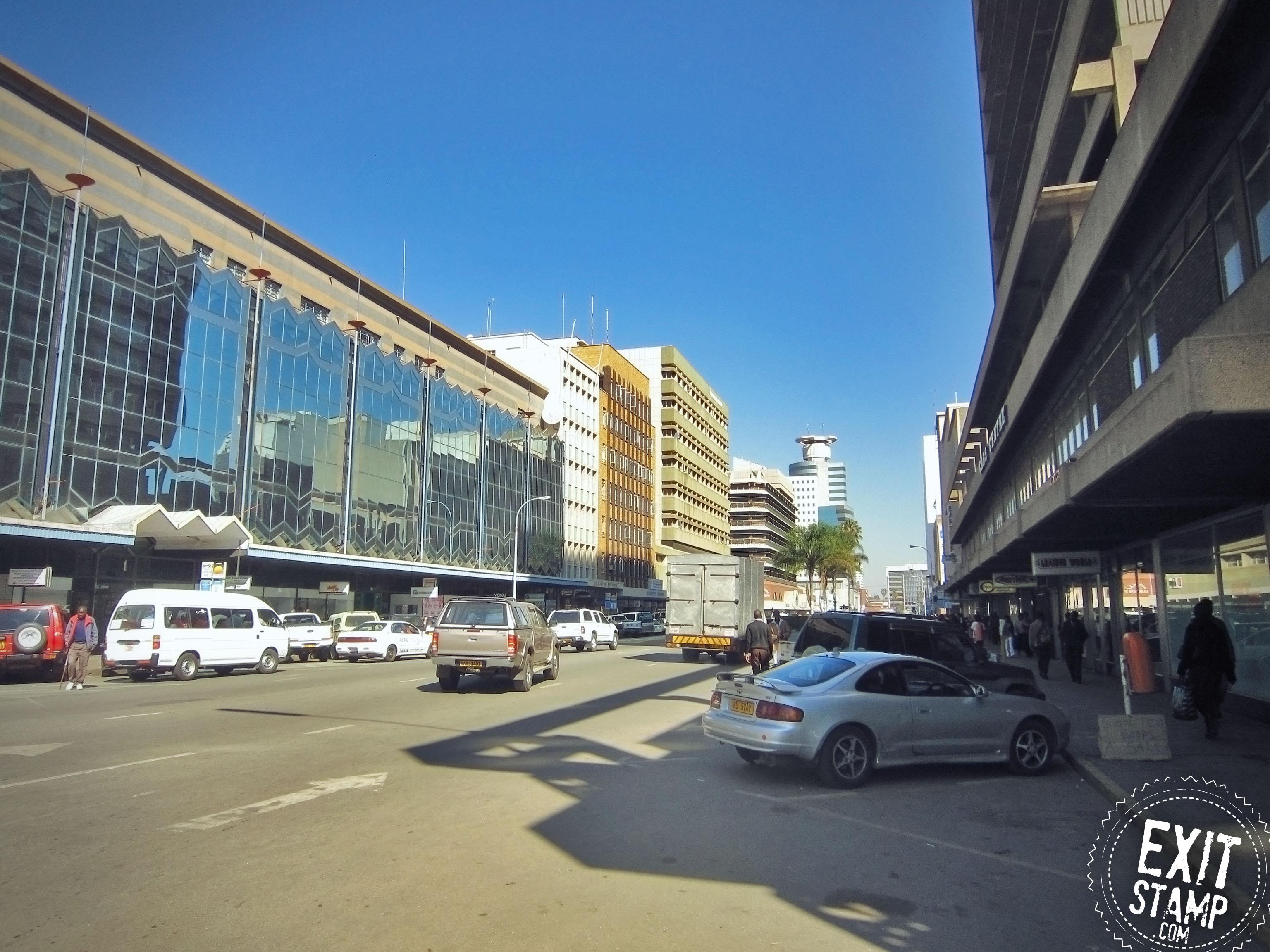 Harare City Zimbabwe