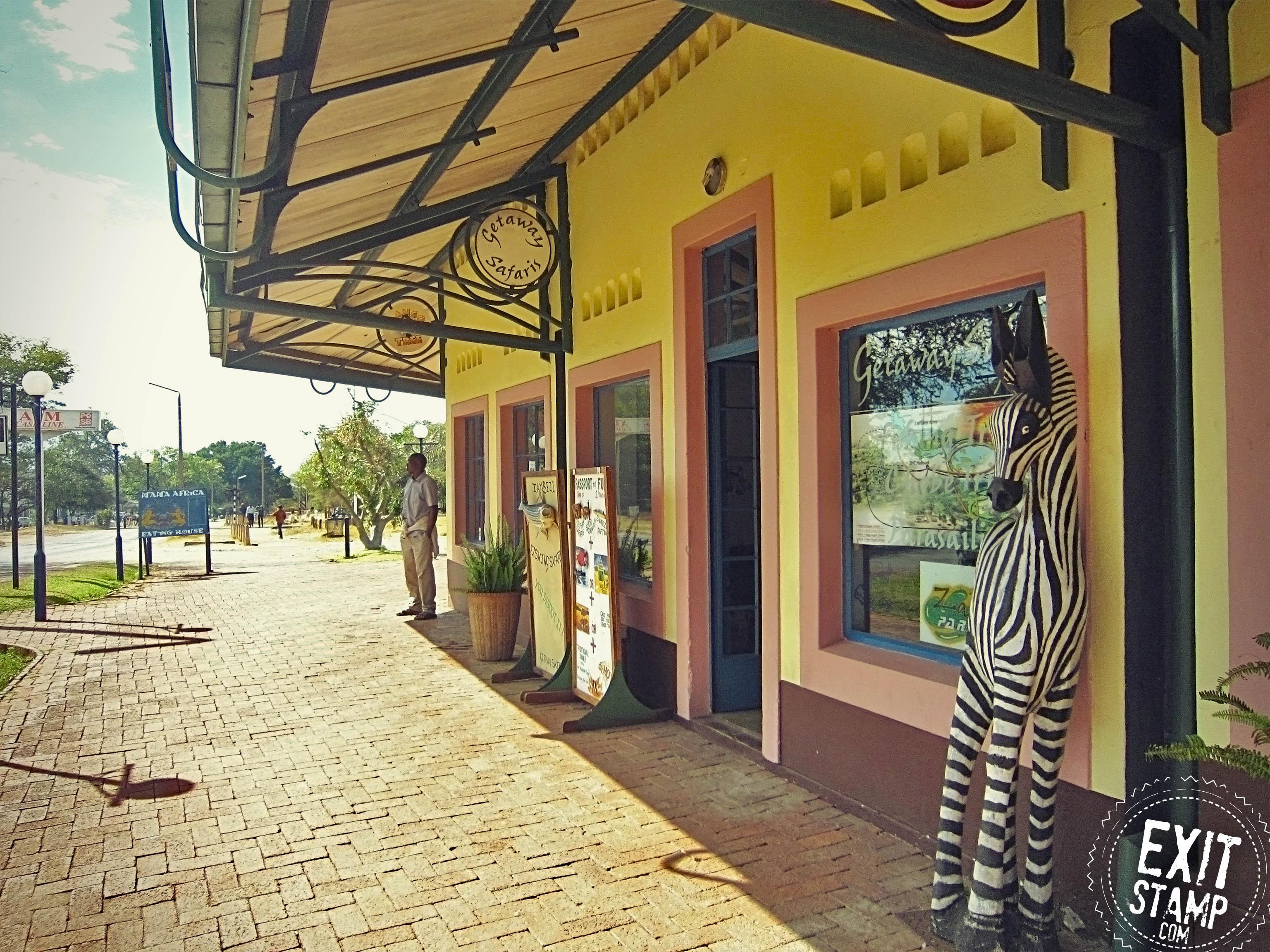 Victoria Falls City Zimbabwe