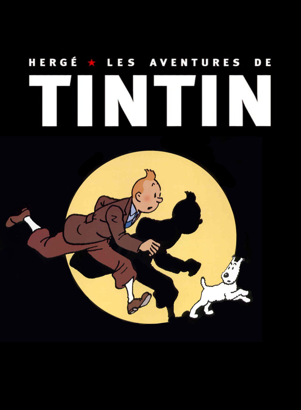 Les aventures de tintin Hergé