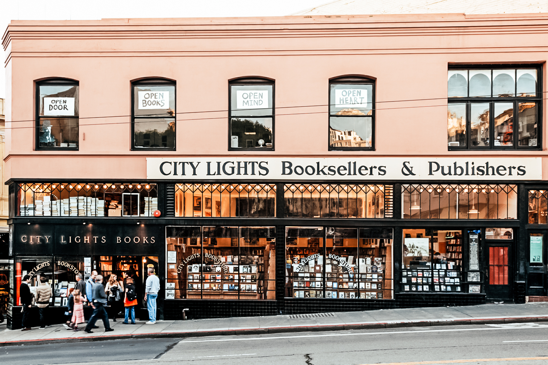 City Lights Books, San Francisco