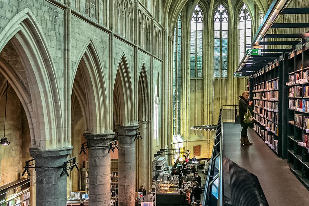 Selexyz Dominicanen, Maastricht, The Netherlands