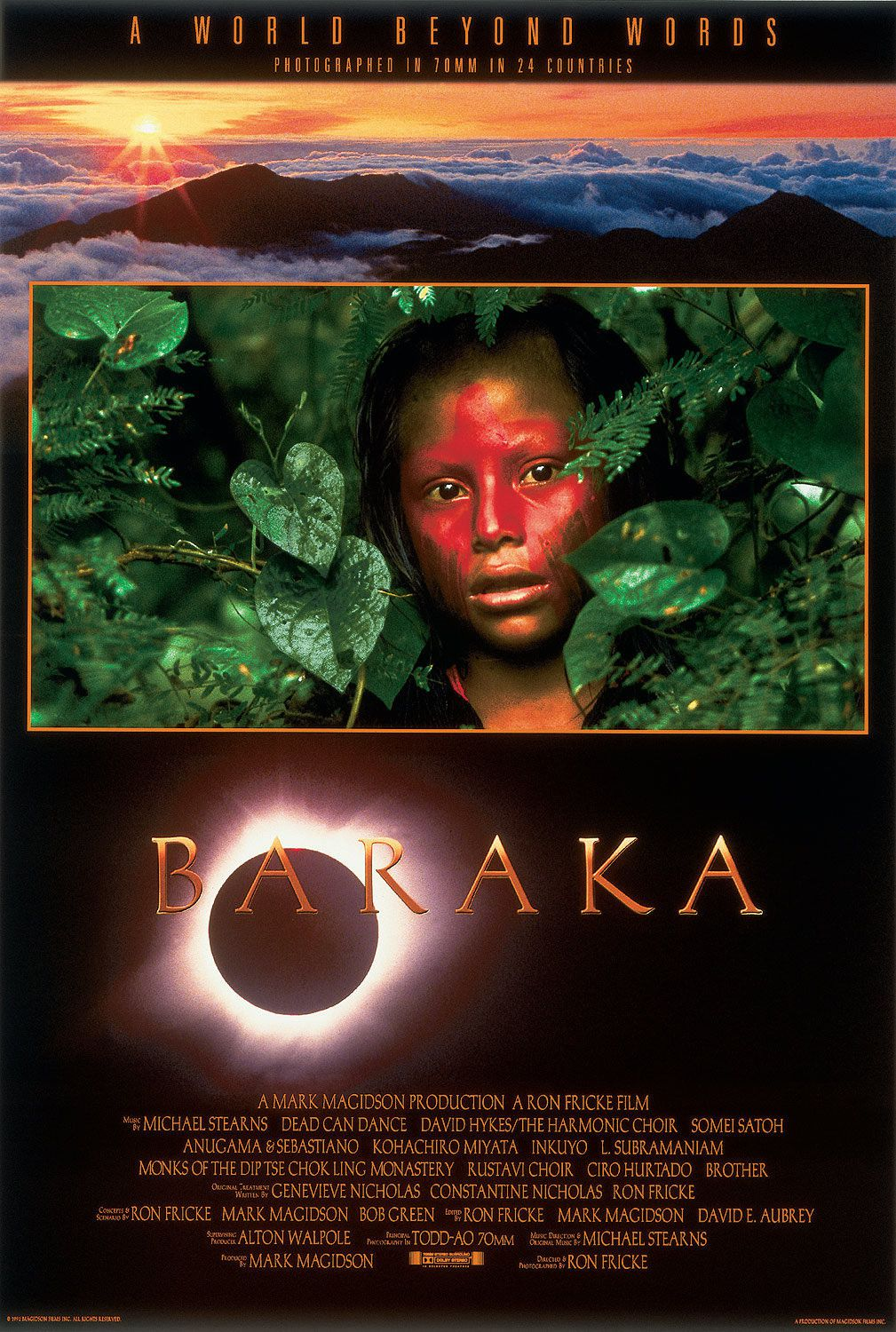 Baraka Documentary
