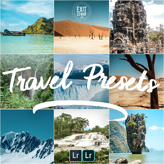 EXS Travel Presets