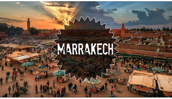 Exit To Marrakech