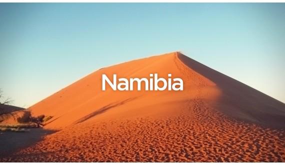 Exit To Namibia