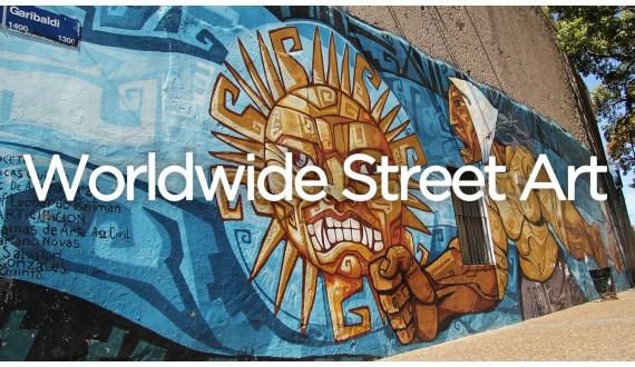 Les meilleures villes du monde pour le Street Art