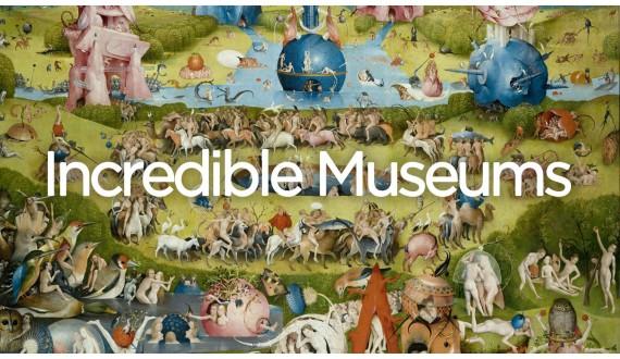 Musées incroyables